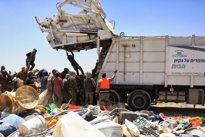 West Bank Waste Pickers