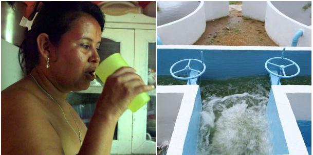 Honduras.beneficiary.waterplant