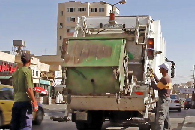 West Bank and Gaza - Solid Waste Management - GPRBA