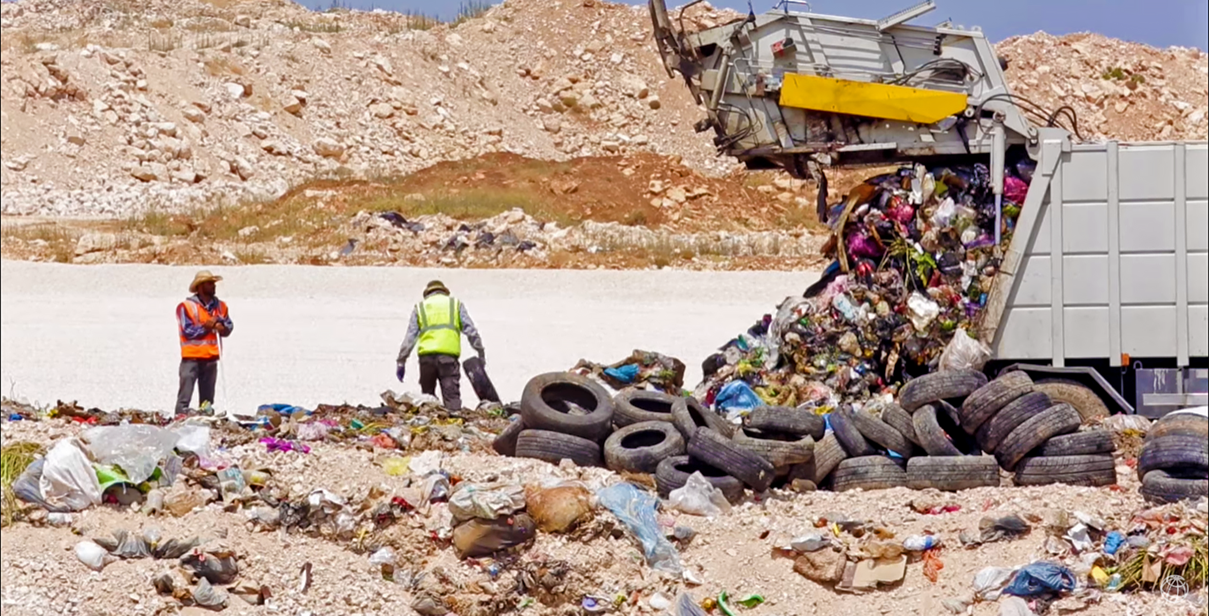 West Bank - Solid Waste Management - GPRBA
