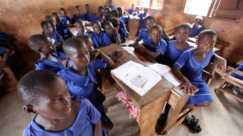 Ghana Education Schoolchildren GPRBA