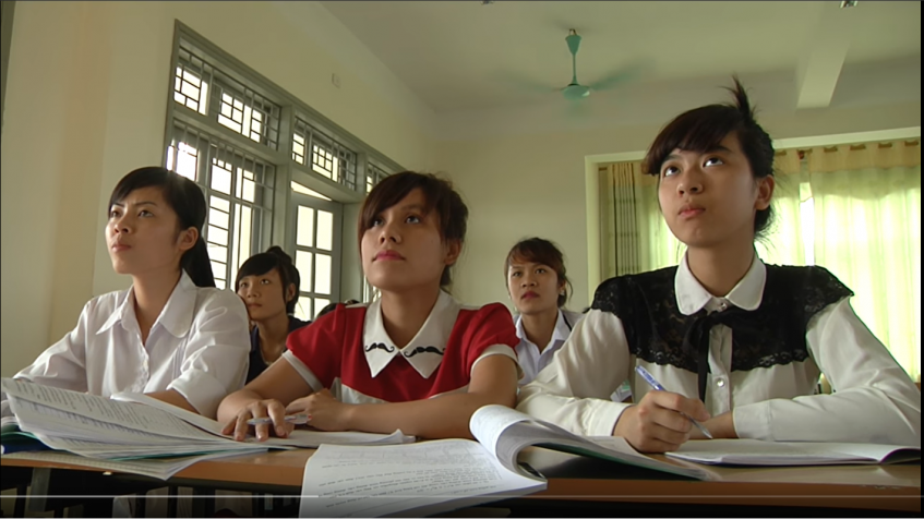 Vietnam Girls Secondary Education