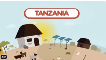 Tanzania Solar Pumps Animation