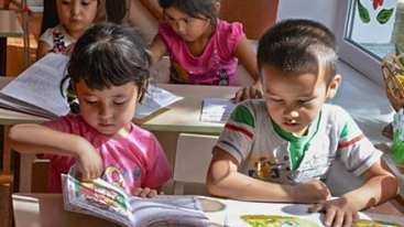 Uzbekistan Early Childhood Education
