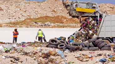 West Bank Solid waste management - GPRBA