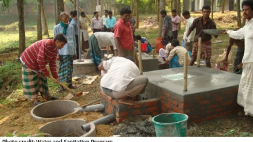 Bangladesh Sanitation