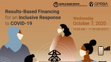 Results-Based Financing for an Inclusive Response to COVID-19