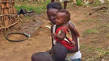 GPRBA Uganda Health Project - Mother and Child