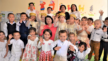 Uzbek Preschool Children