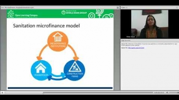 Embedded thumbnail for Blended Finance Experiences with Bangladesh OBA Sanitation Microfinance Program