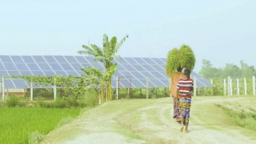 Embedded thumbnail for Clean Energy Improves Lives and Boost Business in Rural Bangladesh