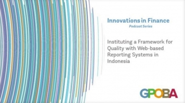 Embedded thumbnail for Instituting a Framework for Quality with Web-based Reporting Systems in Indonesia