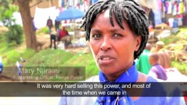 Embedded thumbnail for Power for Kenya's Urban Poor