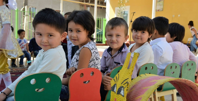 Uzbekistan Preschool Education