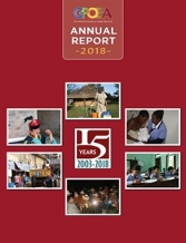 GPOBA Annual Report 2018