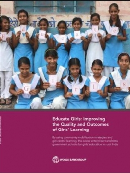 Educate Girls: Improving the Quality and Outcomes of Girls Learning