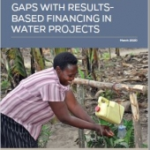 Cover - Gender in the Water Sector