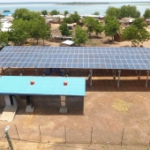 Embedded thumbnail for Video: Solar-Powered Mini-Grids Bring Security and New Economic Opportunities in Ghana (3:11)